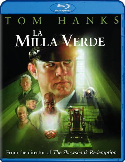 Carátula La milla verde Blu-ray