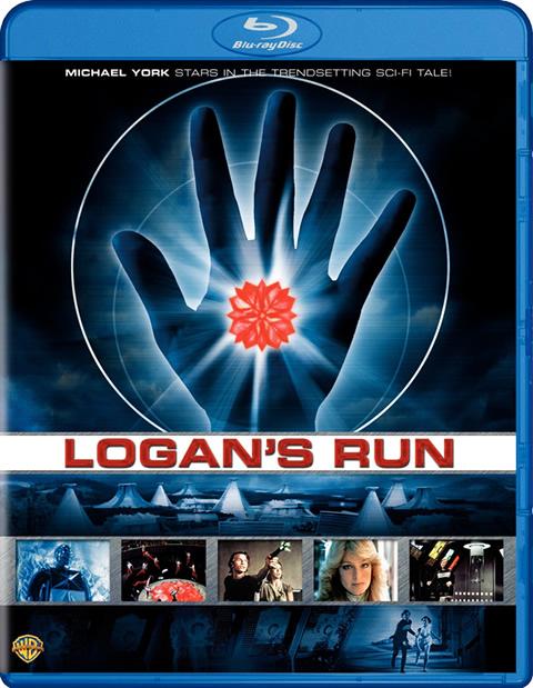 Carátula La fuga de Logan Blu-ray