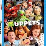 Los Muppets: Carátulas de su lanzamiento en Blu-ray en Estados Unidos