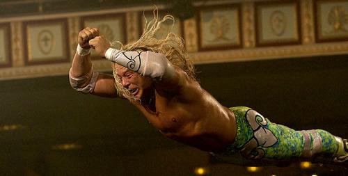 Carátula El luchador Blu-ray