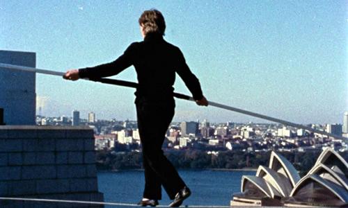 Capturas Man on Wire Blu-ray