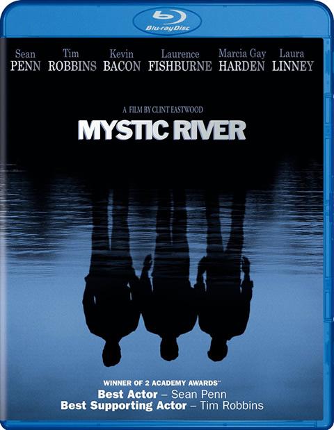 Carátula Mystic River Blu-ray