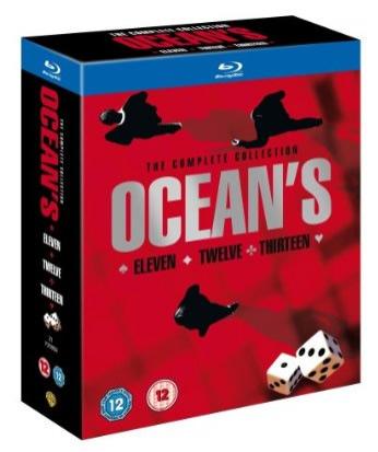 Ocean's PACK Blu-ray
