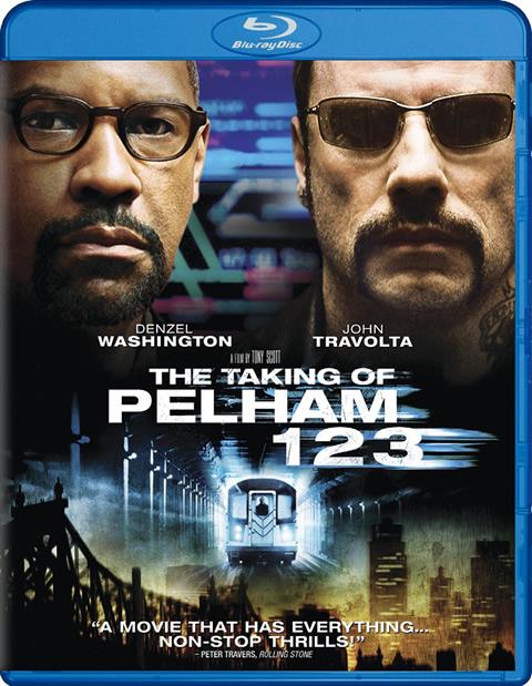 Carátula Asalto al tren Pelham 123 Blu-ray