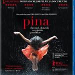 Carátula Pina Blu-ray