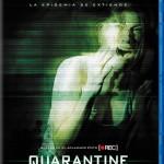 Carátula Quarantine Blu-ray