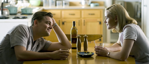 Carátula Revolutionary Road Blu-ray