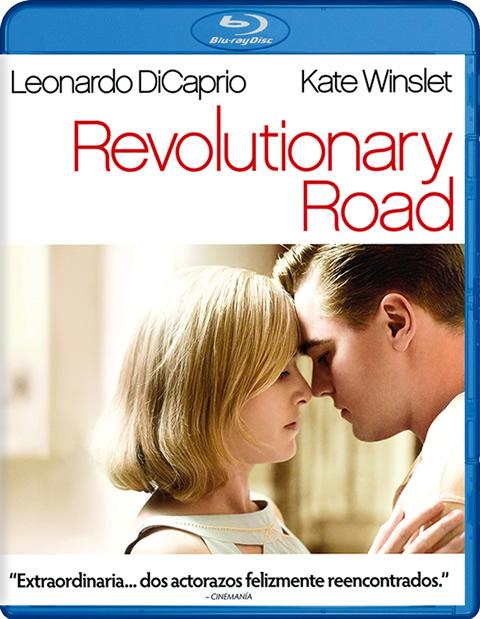 Carátula Revolutionary Road Blu-ray