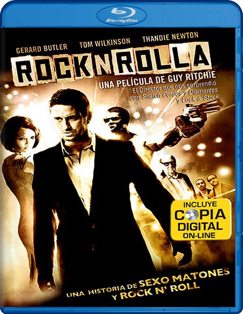 Carátula Rocknrolla Blu-ray