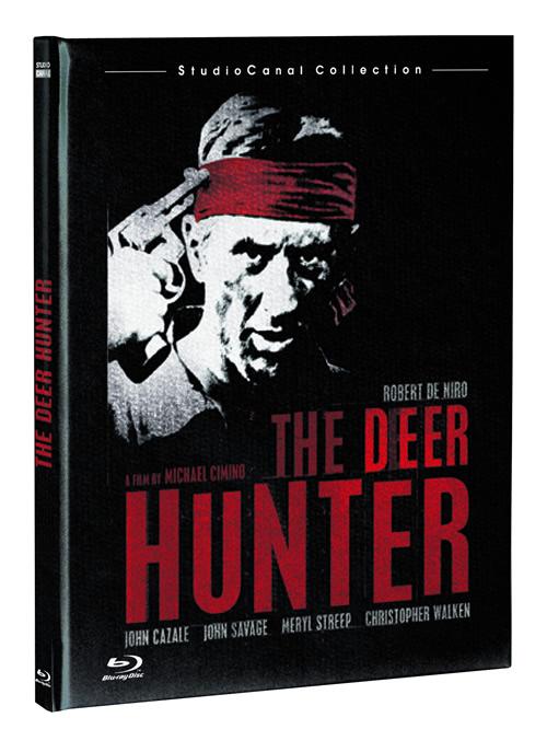 Carátula El cazador Blu-ray