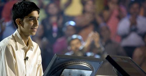 Carátula Slumdog Millionaire Blu-ray