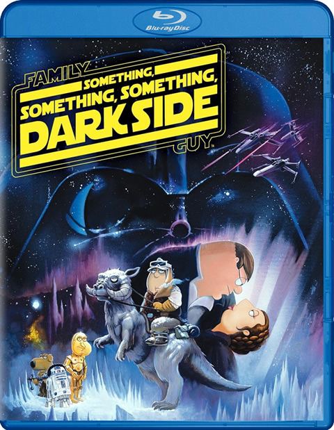 Carátula Something, Something, Something Dark Side Blu-ray