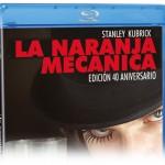 Sorteo La Naranja Mecánica Blu-ray Twitter