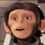Capturas Space Chimps Blu-ray