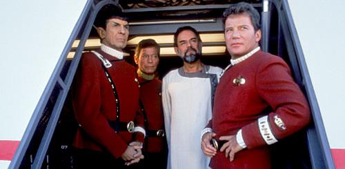Carátula Star Trek 5 Blu-ray