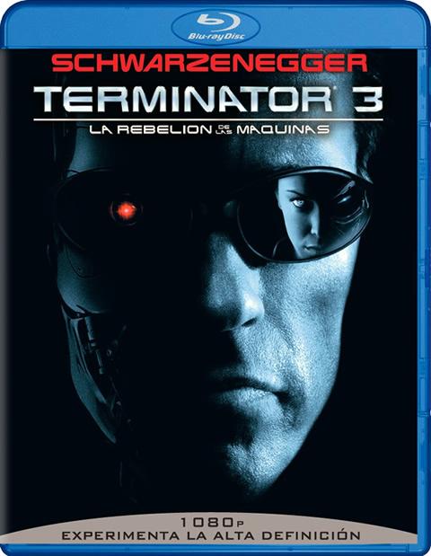 Terminator 3: La Rebelión de las Máquinas [BD25]