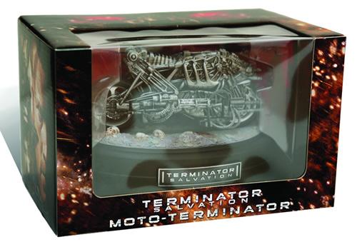 Carátula Terminator Salvation Coleccionista Blu-ray