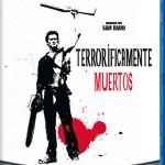 Carátula Terroríficamente muertos Blu-ray