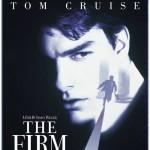 Carátula Blu-ray oficial en USA de The Firm