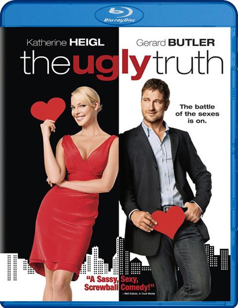 Carátula La cruda realidad Blu-ray