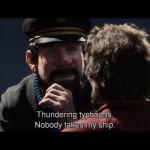 Primeras capturas de Las Aventuras de Tintín: El Secreto del Unicornio en Blu-ray