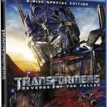 Carátula Transformers 2 La venganza de los caídos Blu-ray