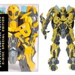 Transformers 2 Limitada Blu-ray