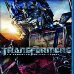 Carátula Transformers 2 Blu-ray