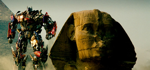Transformers 2 IMAX Blu-ray