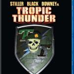Tropic Thunder carátula Blu-ray