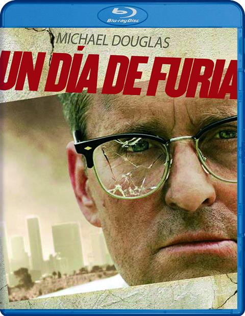 Carátula Un día de furia Blu-ray