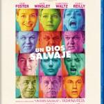 Un dios salvaje de Roman Polanski en Blu-ray: Carátula y detalles confirmados