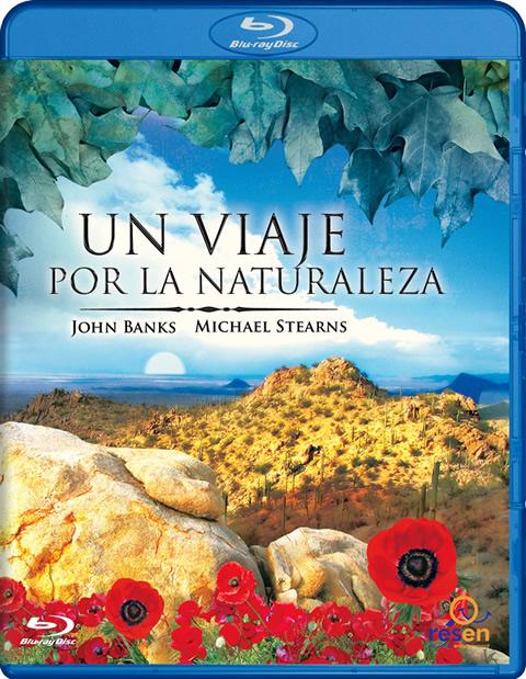 Carátula Un viaje por la naturaleza Blu-ray