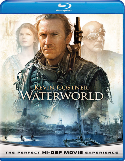 Carátula Waterworld Blu-ray
