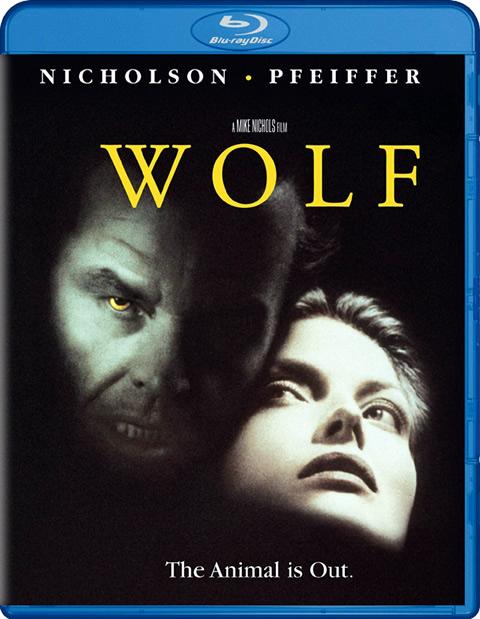Carátula Lobo Blu-ray