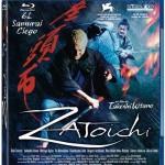 Carátula Blu-ray de Zatoichi en España